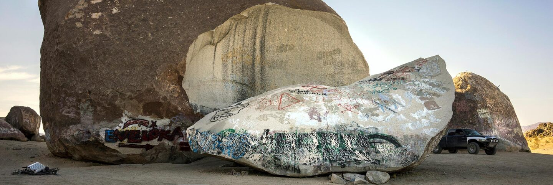 Giant Rock, Landers, CA (2014) | © Kim Stringfellow 2018