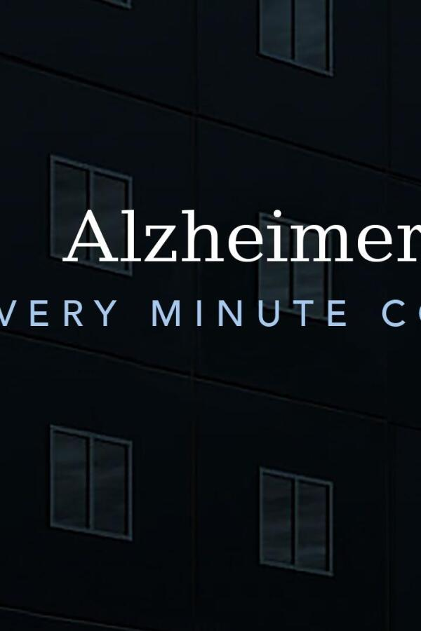 Alzheimer's: Every Minute Counts titlecard