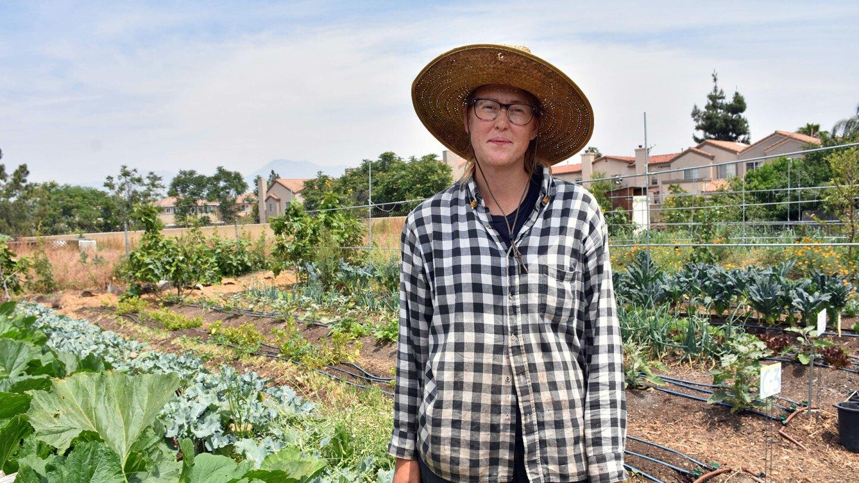 Katie Lewis of Sarvodaya Farms