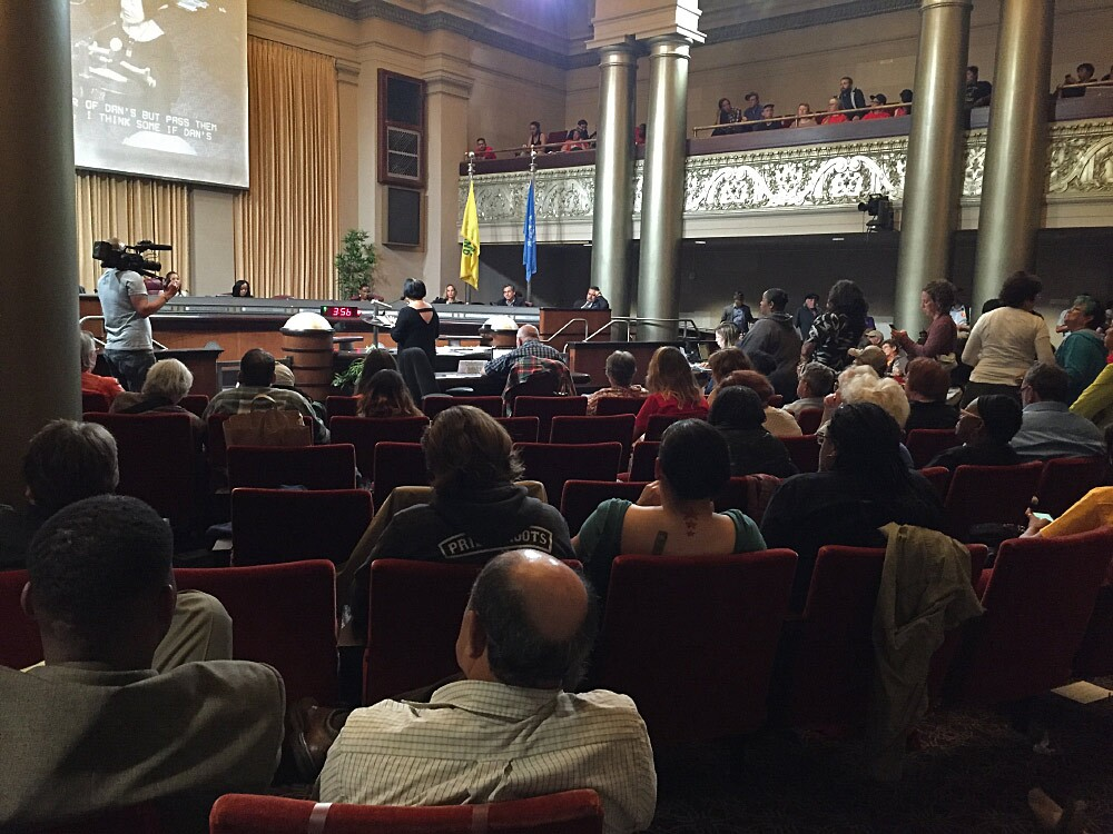 Oakland City Council Meeting