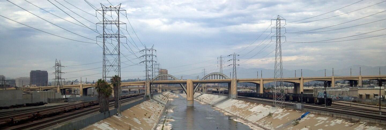 Los Angeles River, Current:LA