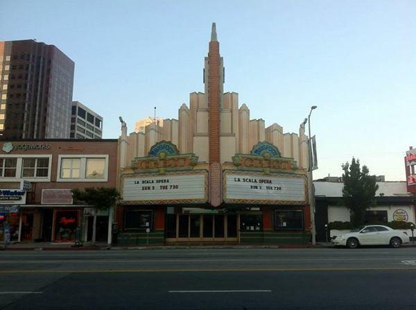 Westwood-UCLA -- Crest Theatre (1940)