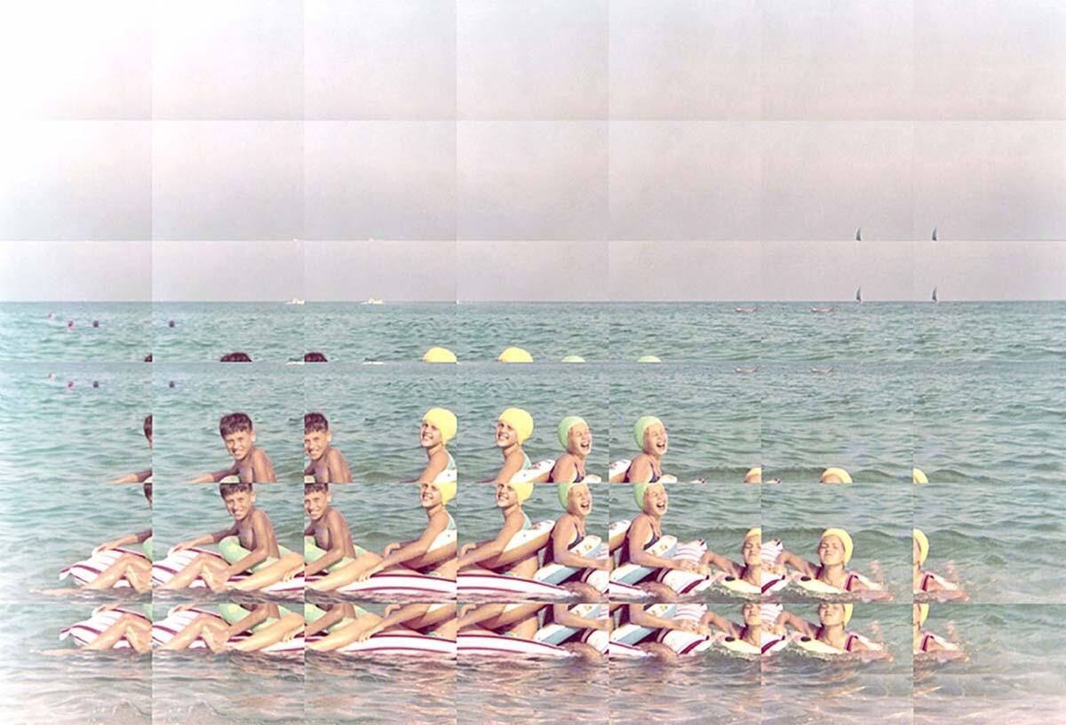 Edouard Taufenbach, Jeux d'eau, 2019 | Courtesy of Elizabeth Houston Gallery