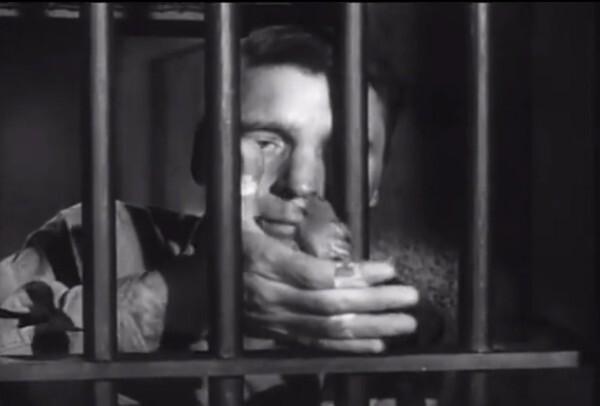 "Burt Lancaster in ""Birdman of Alcatraz"" | Youtube"