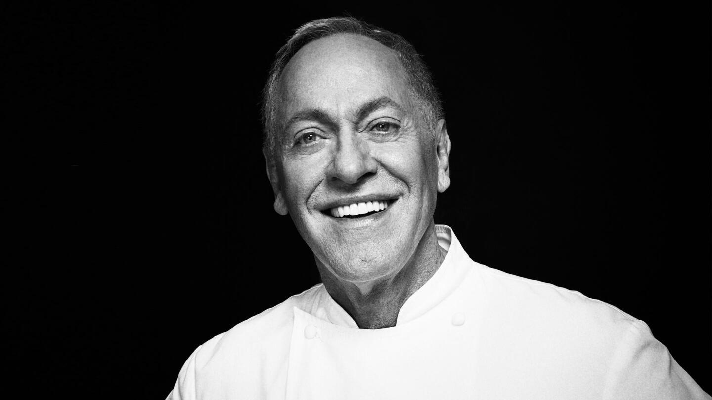 Portrait of Chef Patrick O'Connell.