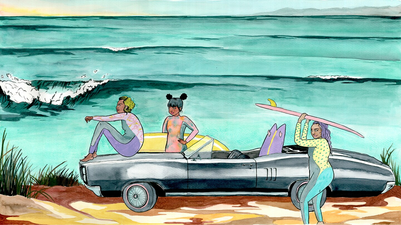 Sharks May 2017 | Cristine Blanco