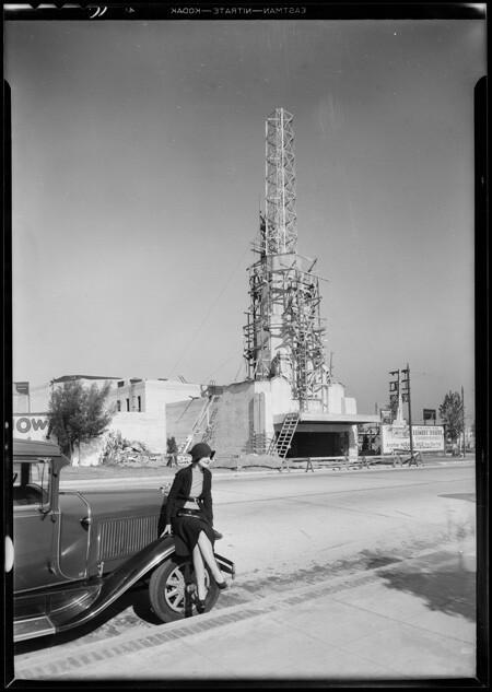 Publicity still, 1931 | Dick Whittington Studio, Courtesy of the USC Digital Library