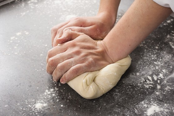 Japanese Milk Bread: Step 4