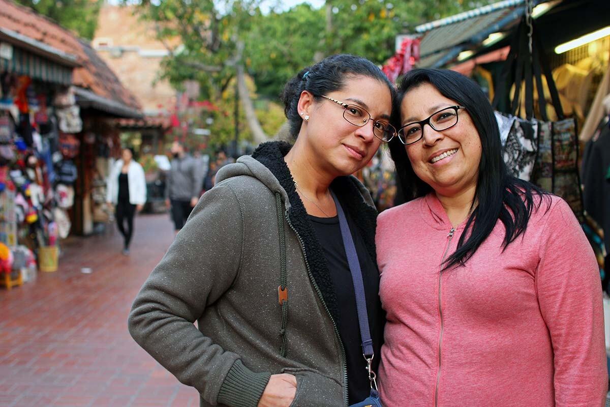 Nancy and Sara   Samanta Helou Hernandez Olvera AB s9
