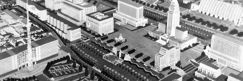 1939 Civic Center plan (header)