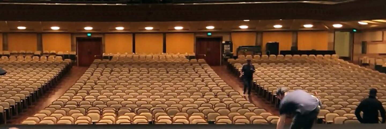 UCLA's Royce Hall | Phinn Sriployrung