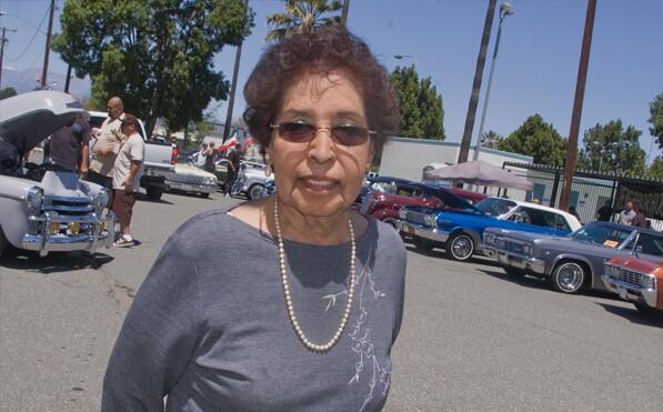 Selma Valero, a lifelong resident of Casa Blanca.