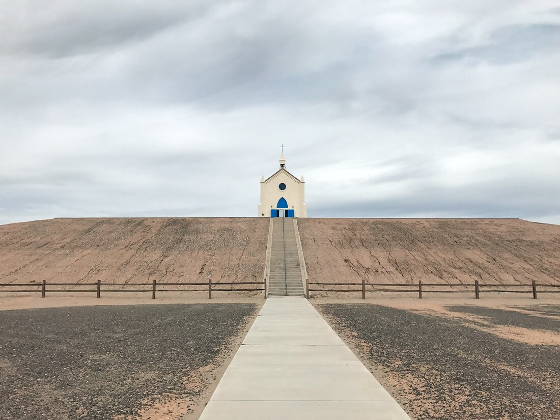 The Church on the Hill at Felicity | Jean Trinh