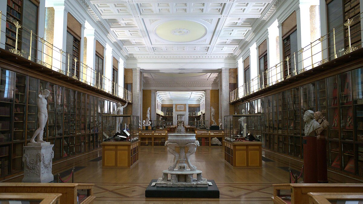 The Enlightenment Room at the British Museum | Flickr/Creative Commons/Jack Ketcham/Public Domain