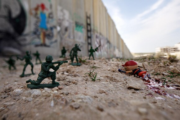 WAR-TOYS West Bank | Photo by Brian McCarty