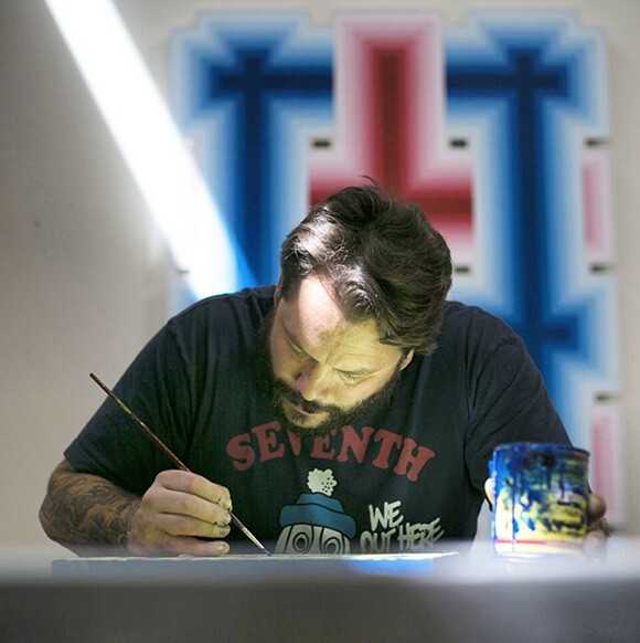 Jason Williams, aka REVOK