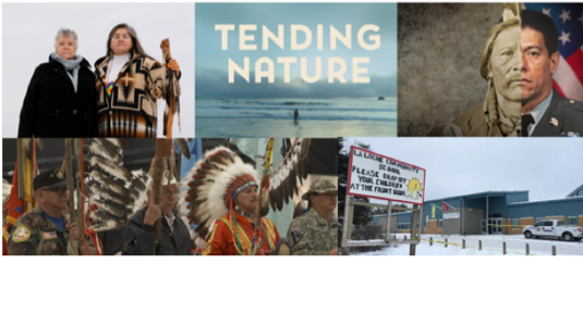 Tending Nature and Native American Heritage Month Season 3