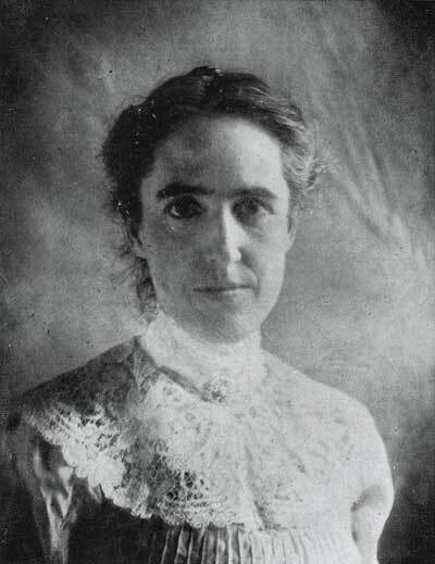 Henrietta Leavitt c. 1898 at about 30 years old | Center for Astrophysics, Harvard & Smithsonian, Photographic Glass Plate Collection