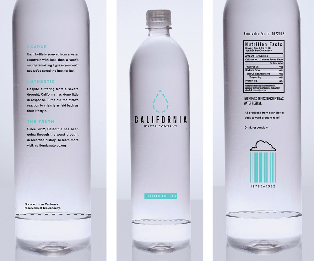 "Chris Onesto, ""California Water Company,"" 2015."