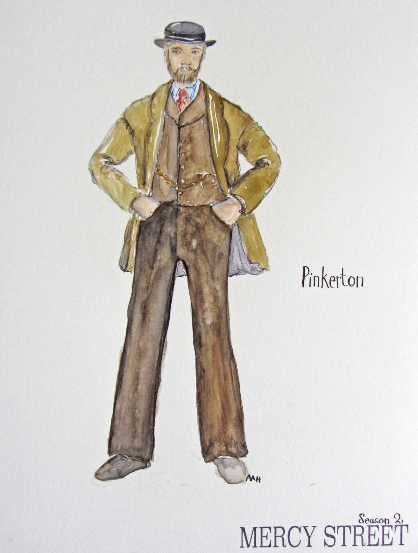 Pinkerton - Mercy Street