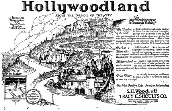 Los Angeles Times, January 20, 1924