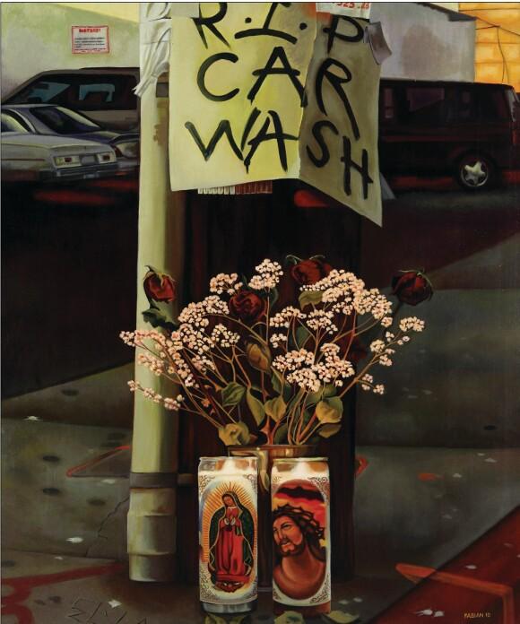 """ Rest in Peace"" by Fabian Debora, 2010. | Courtesy of the artist."