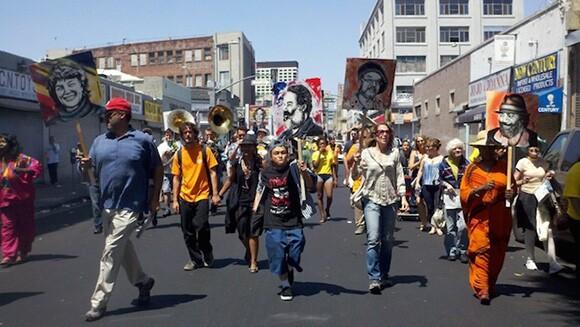 Walk The Talk   Courtesy of LAPD.