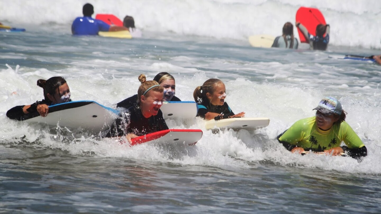 Photo: YMCA Surf Camp