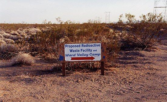 ward-valley-nuclear-dump-mojave