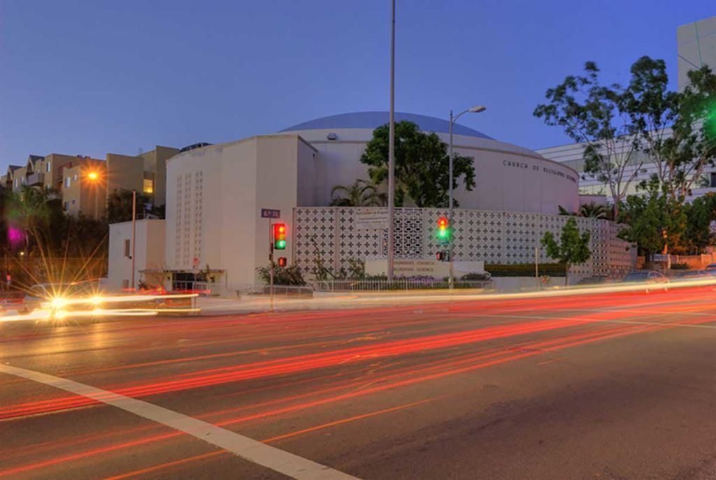 Founder's Church of Religious Science, Los Angeles, CA. 2010 | David Horan for the Paul R. Williams Project at the Art Museum of the University of Memphis