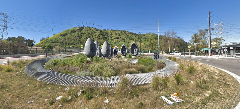 riverside roundabout