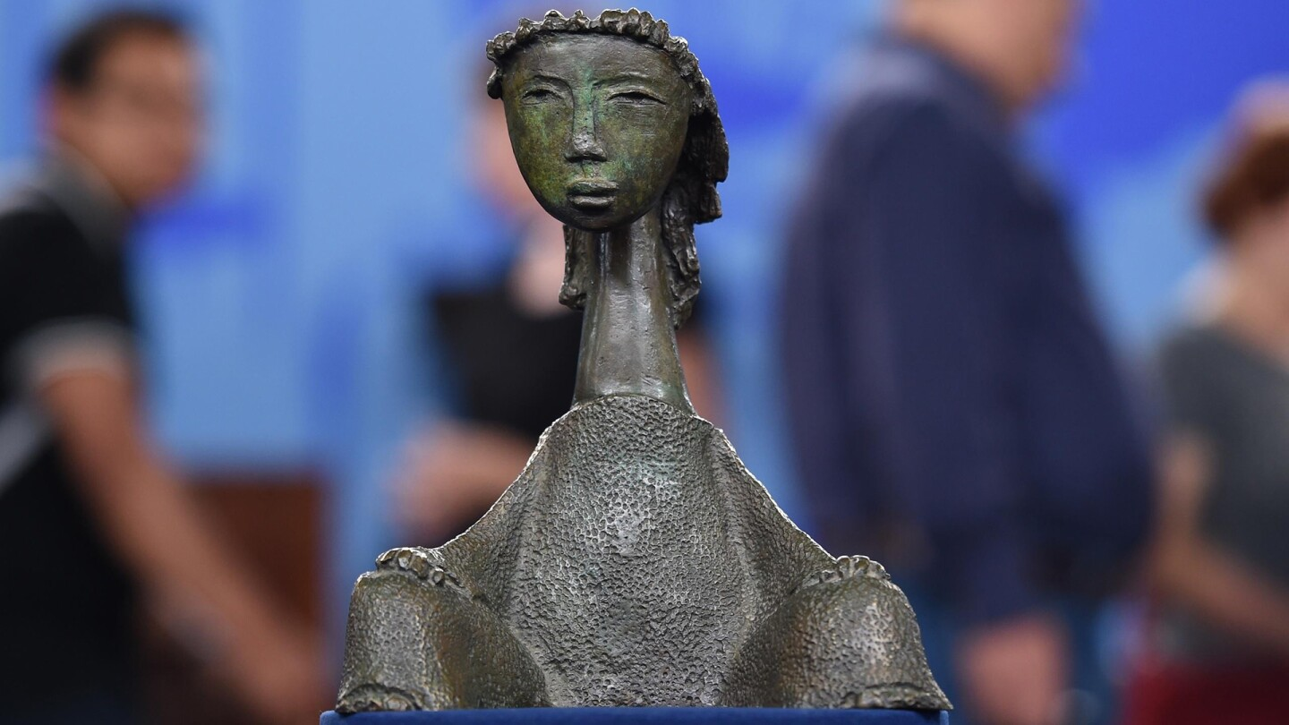 """A Latin American antique item. 