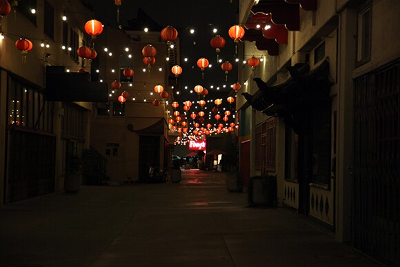Chung King Alley