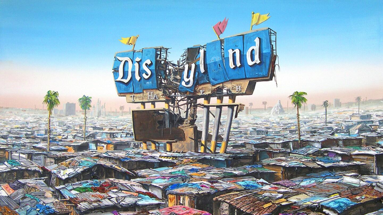 "Jeff Gillette, ""DISYLND.""   Image: Courtesy of the artist."