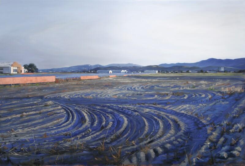 """My Blue Heaven"" by Jorg Dubin | Courtesy of Jorg Dubin"