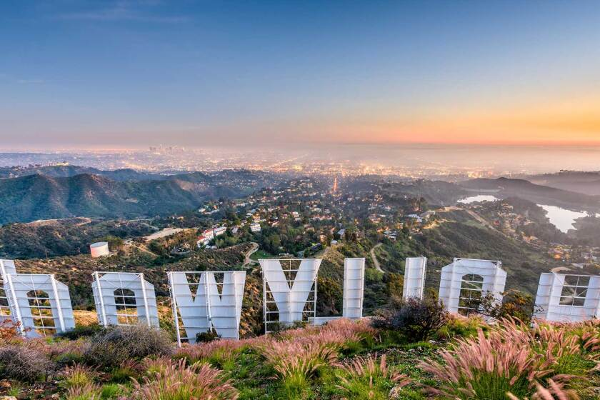 Hollywood skyline (featured) | iStock