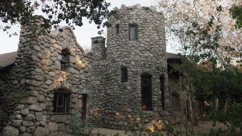 """Charles Lummis' house, """"El Alisal"""""""