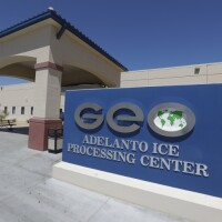 Adelanto U.S. Immigration and Enforcement Processing Center. | Chris Carlson/AP