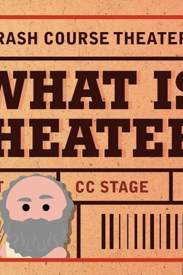 "A thumbnail image of a ticket stub that says ""What Is Theater?"""