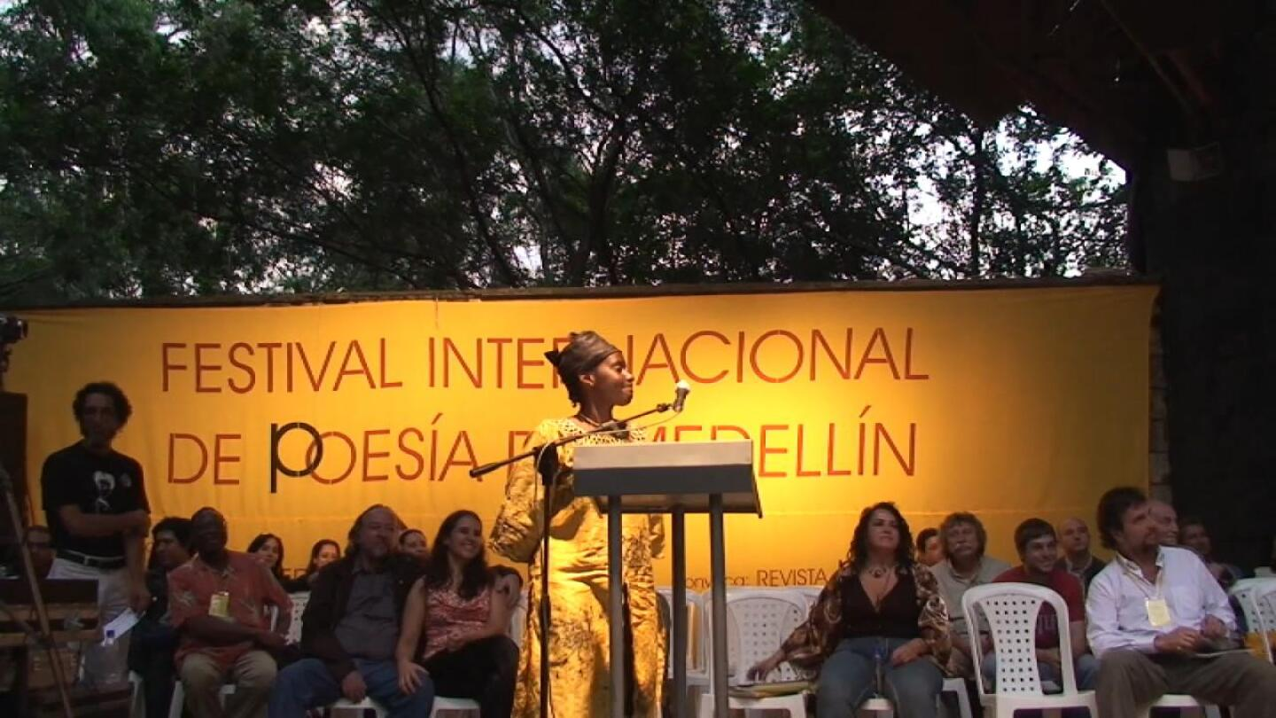 The Transformation Of A Drug Capitol: The Medellin Poetry Festival