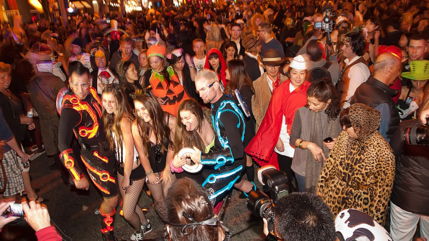 West Hollywood Halloween Carnival I Photo: Matthew Dillon, some rights reserved