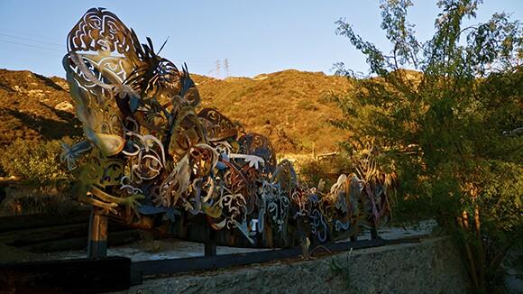 Douglass Tharlson sculpture/ Jerry's Women Story