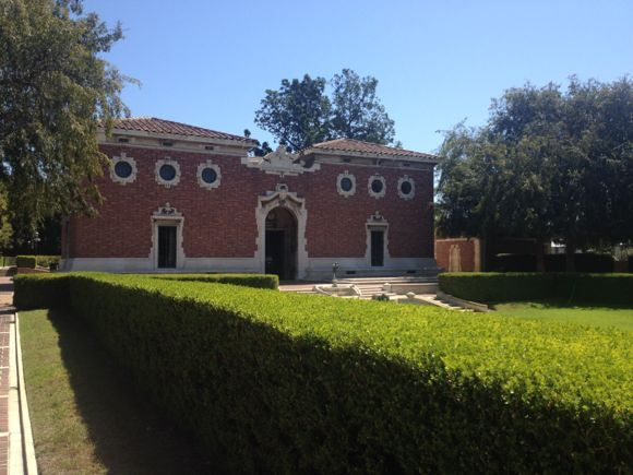 William Andrews Clark Memorial Library | Photo: Liz Ohanesian