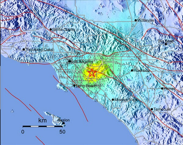 The 5.1-magnitude La Habra earthquake on March 29 demonstrated the typical average-sized temblor Southern Californians should be accustomed to.