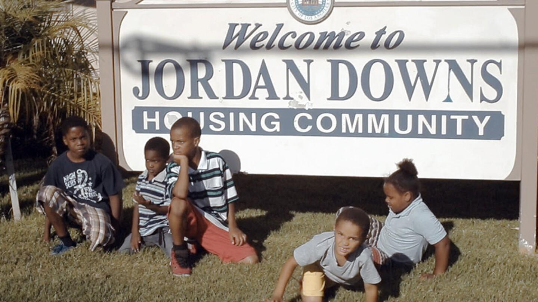 Jordan Downs Housing Community
