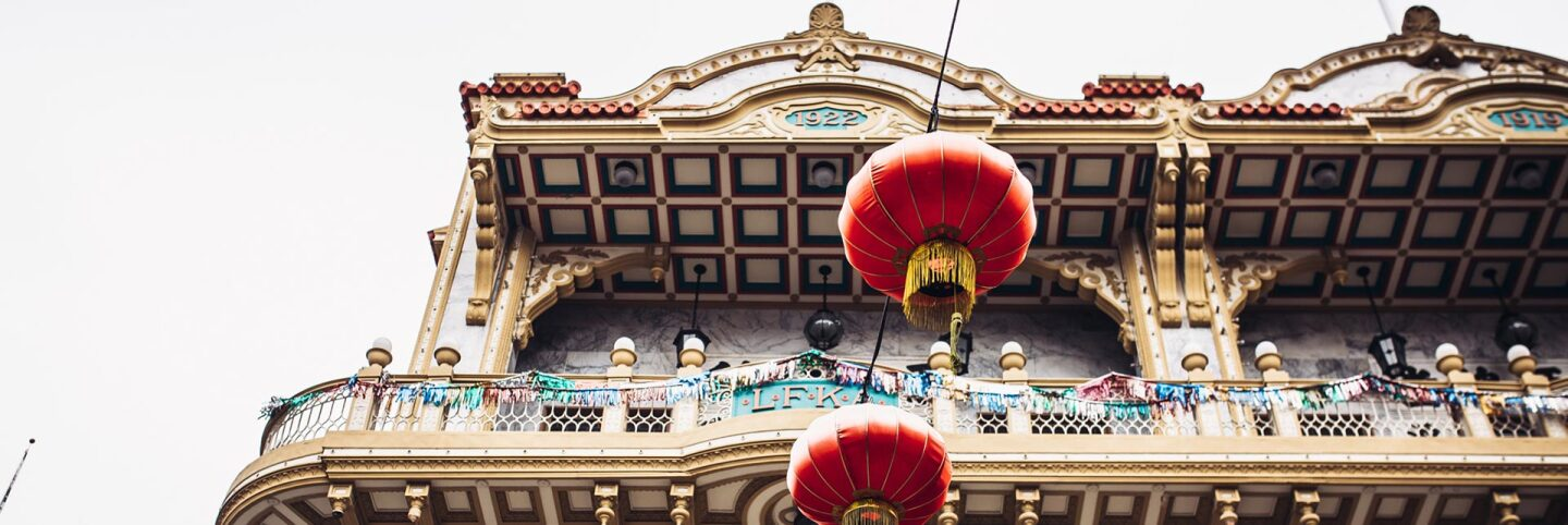 A Chinatown building in San Francisco | Antonio Diaz
