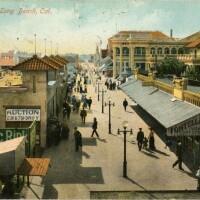 The Long Beach Pike, 1910