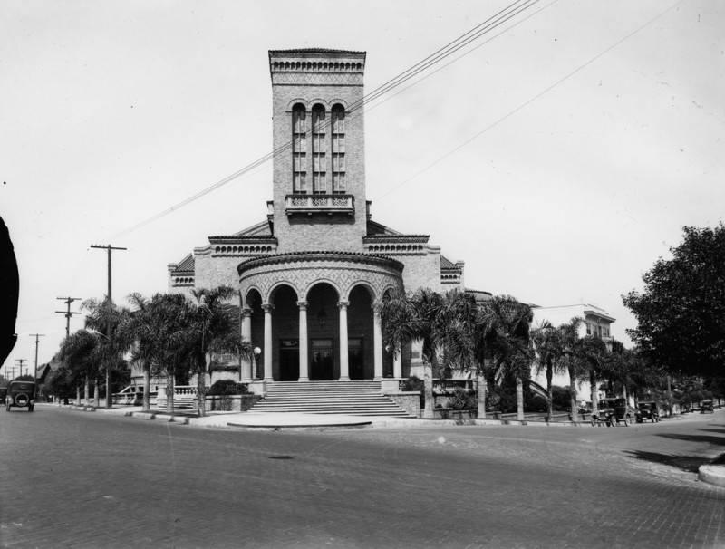 The First Church of Christ, Scientist (circa 1925)