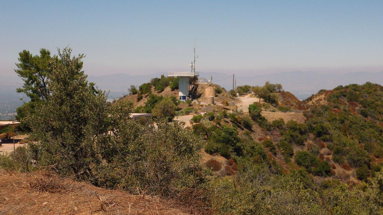 san vicente mountain