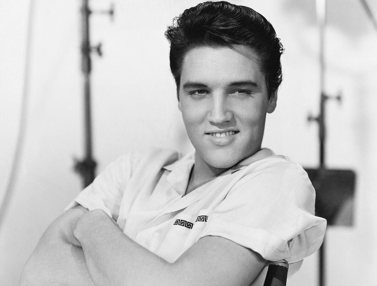 Elvis Presley in 1958. | Wikimedia Commons